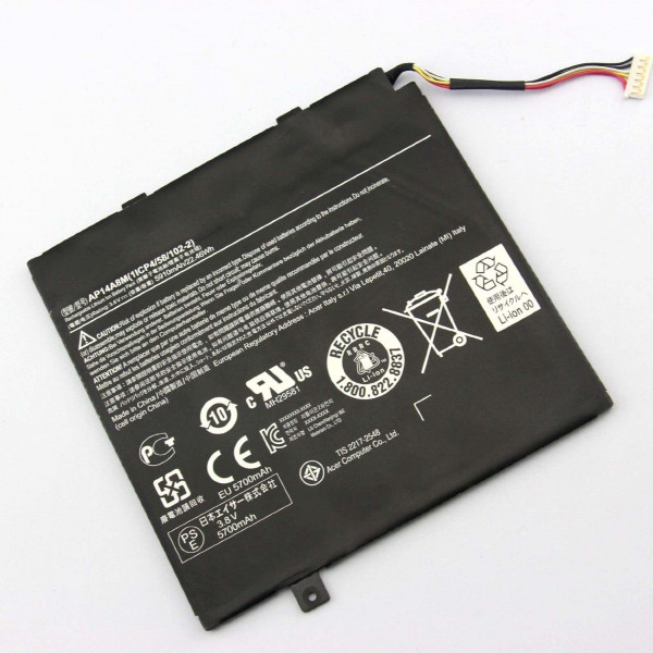 22Wh AP14A8M AP14A4M  Battery for Acer Aspire Switch 10 SW5-011 SW5-012