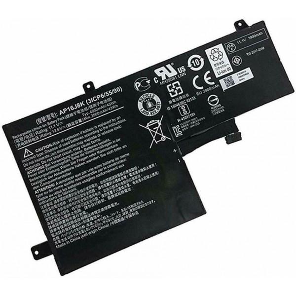 Acer AP16J8K AP16J5K C731 C731T 4050mAh 45Wh Battery