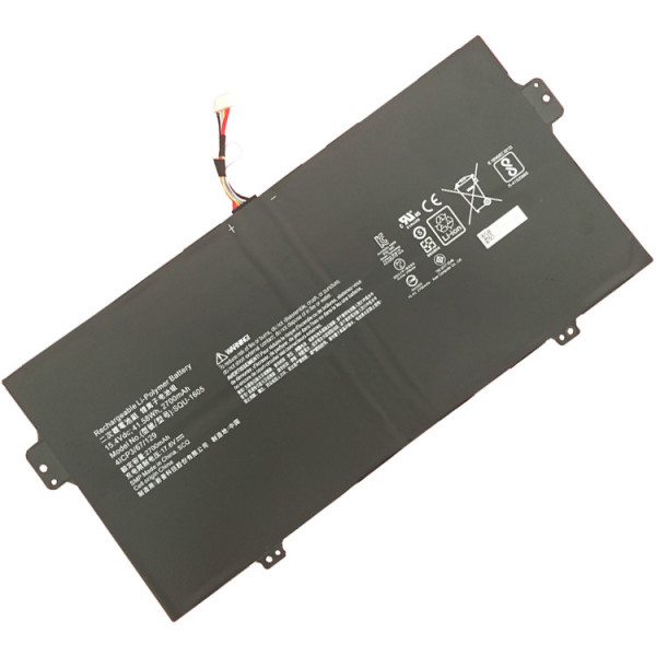 SQU-1605 41.58Wh Battery For Acer Swift 7 S7-371 Swift 7 SF713-51 Spin 7 SP714-51