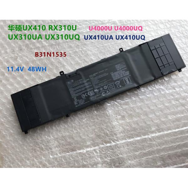 Asus UX310 UX310Q UX310UA UX410UA B31N1535 48Wh 11.4V  Battery