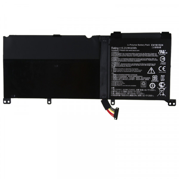Asus C41N1524 UX501JW N501VW-2B Series Laptop Battery