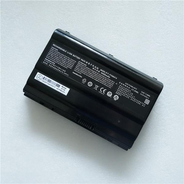 Clevo P750ZM P751ZM P770ZM 6-87-P750S-4U73 P750BAT-8 Battery
