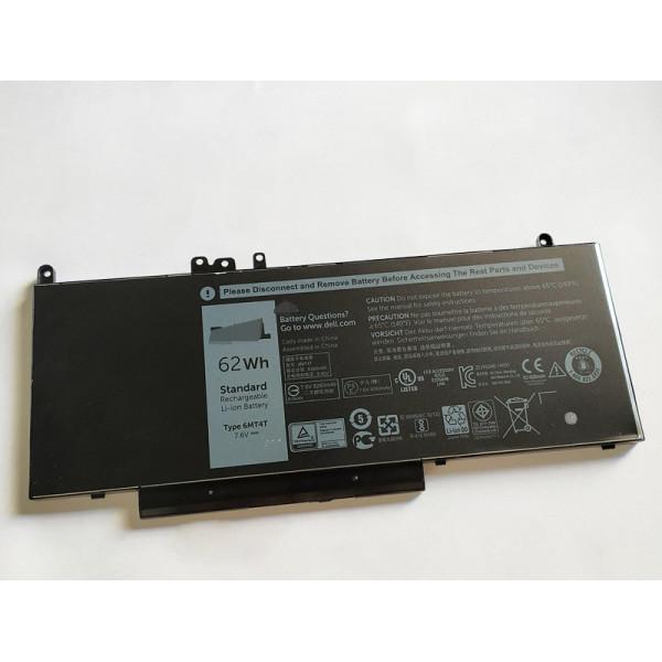 6MT4T 7.6V 62Wh Battery for Dell Latitude E5450 E5550 E5570 laptop