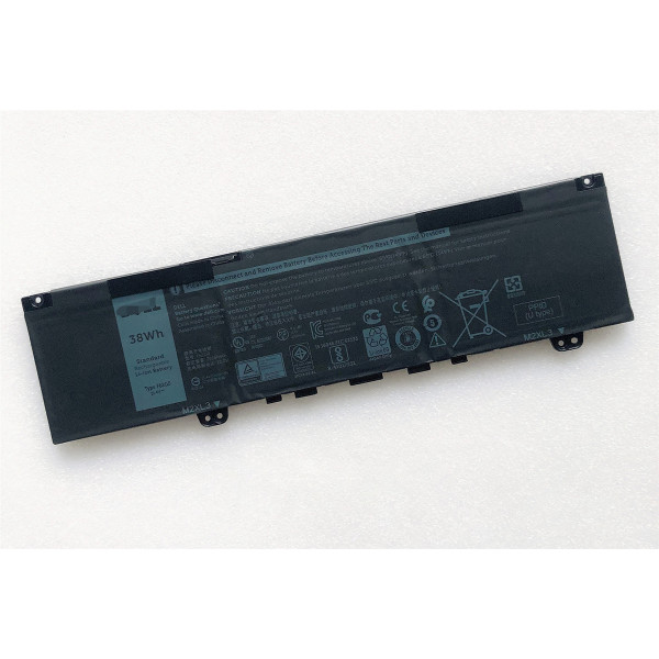 Dell Inspiron 5370 7373 7386 2-in-1 F62G0 F62GO laptop battery