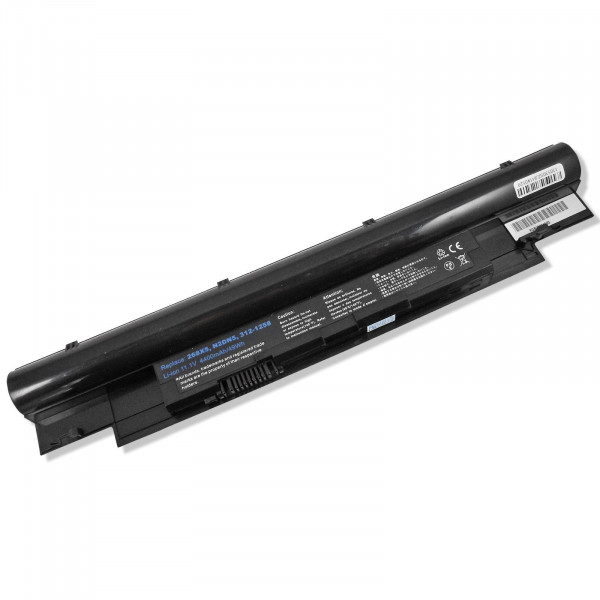 N2DN5 Replacement Battery for Dell Inspiron 13Z N311z 14Z N411z Vostro V131 268X5 N2DN5 H2XW1 6 Cell