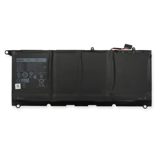 60Wh DELL XPS13 9360 60Wh PW23Y RNP72 TP1GT laptop battery