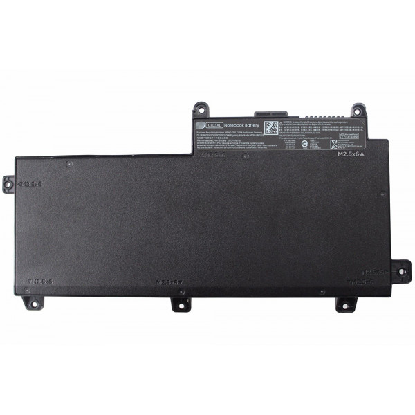 Replacement HP ProBook 640 645 650 655 G2 HSTNN-UB6Q CI03XL Laptop Battery