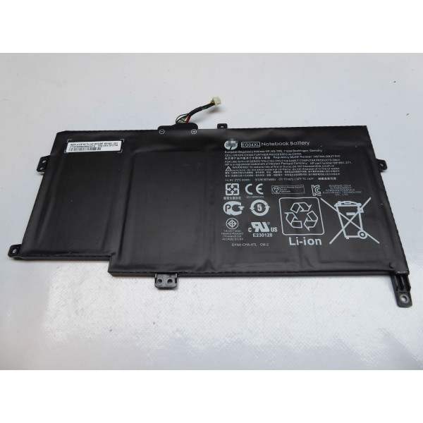 Hp EG04XL HSTNN-DB3T Envy SleekBook 6-1000 laptop battery
