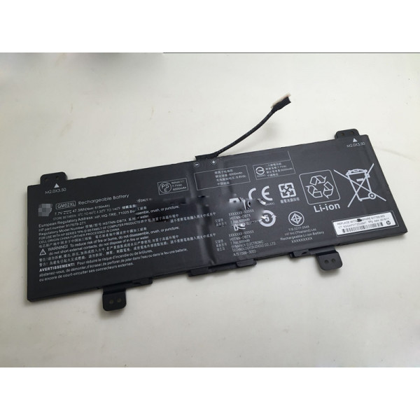 HP GM02XL HSTNN-DB7X Chromebook 11 G6 EE laptop battery