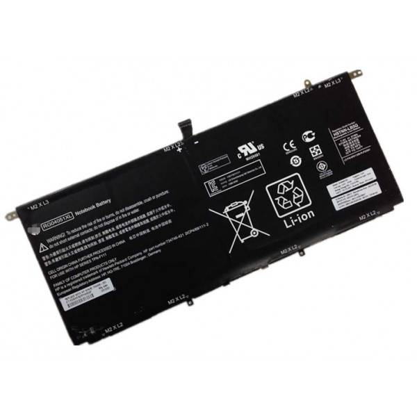 Genuine hp Spectre 13-3000 13t-3000 RG04XL RG04051XL Laptop battery
