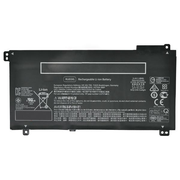 Hp ProBook x360 440 G1 HSTNN-IB8P HSTNN-LB8K  RU03XL Battery