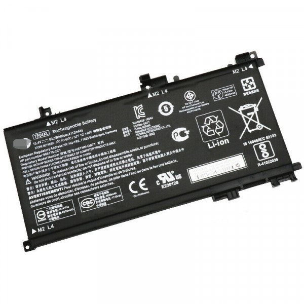 Hp HSTNN-DB7T HSTNN-DB8T 905175-271 TE04XL 63.3Wh 4112mAh laptop battery