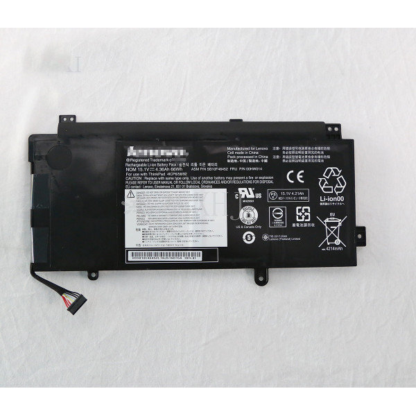 Lenovo 00HW009 00HW008 00HW014 SB10F46447 SB10F46452 laptop battery