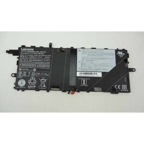 Genuine Lenovo 00HW045 00HW046 SB10J78993 ThinkPad X1 Tablet Battery
