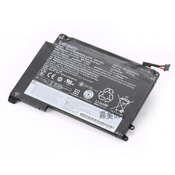 Lenovo YOGA 460 00HW021 00HW020 SB10F46458 53Wh laptop battery