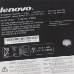 45Wh Genuine Lenovo ThinkPad New X1 Carbon Gen 2 14 45N1701 45N1702 45N1703 Battery