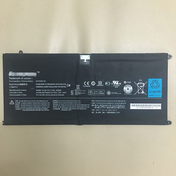 Lenovo L10M4P12 IdeaPad Yoga 13 series laptop battery
