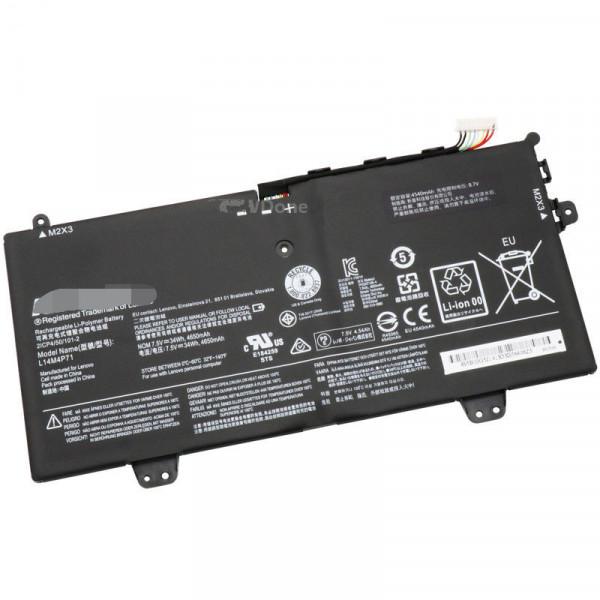 Lenovo Pro 11 YOGA 3 11-5Y10 11-5Y71 L14M4P71 L14L4P71 34Wh Battery