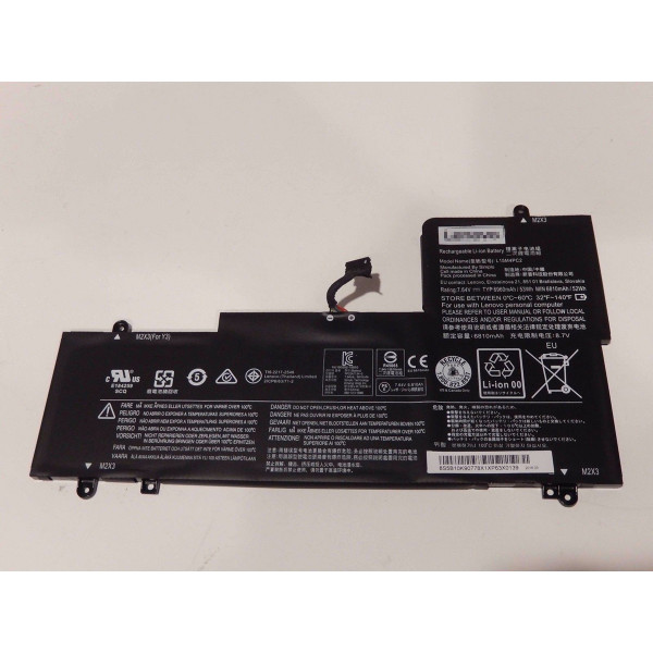 "Genuine Lenovo Yoga 710-15ISK 15.6"" L15M4PC2 7.64V 53Wh Laptop Battery"