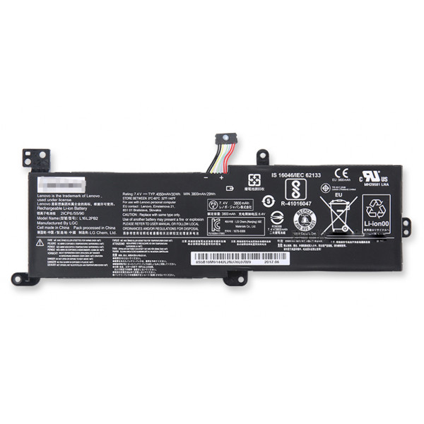 Lenovo IdeaPad 320-14ABR 320-15ABR 520-15IKBR L16L2PB2 L16C2PB2 laptop battery