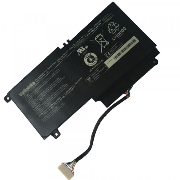 43Wh 14.4V PA5107U-1BRS Replacement Battery For Toshiba L40D L45 L50 L55 L55Dt